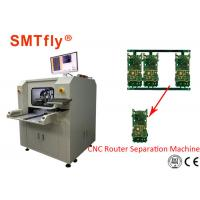 Quality 320*320mm PCB Dlaser Depaneling Machine With 60000rpm/Min Spindle for sale