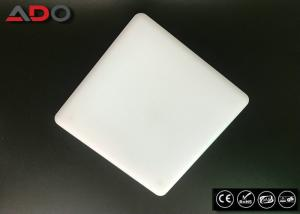 Quality Thin No Frame ABS Recessed To Surface 36w Square Led Panel Light for sale