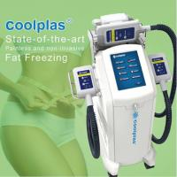 China No Downtime Cryolipolysis Fat Freezing Machine Fat Loss Machines 3 Handles on sale