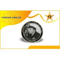 Quality Military Epoxy Custom Metal Coins Both Side Challenge Commemorative for sale