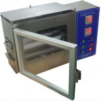 Quality ISO 3795 Automotive Interior Horizontal Flammability Testing Equipment for sale