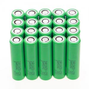 Quality Original li ion samsung 18650 2500mah Samsung INR18650-25R 2500mAh SAMSUNG 25R INR18650 lithium battery for sale