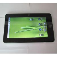 Quality 7inch MID Tablet PC 5 Point Multi-Touch, IPS800*480 for sale