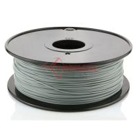 Quality Torwell Silver PLA filament for 3D Printer 1.75mm 1KG/spool for sale