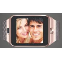 Buy 2015 competitive price wemelody Z09 smart watch with sim card at wholesale prices