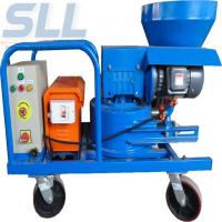 Quality 30m Height Gypsum Plastering Machine Adhesive Mortar Cement Plaster Sprayer Machine for sale