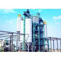 Quality Above 70%  Dryer Self - Insulation Efficiency Dry Mix Mortar Plant 65t / H Mixing Capacity for sale