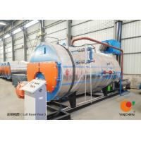 Quality High Efficiency Oil Fired Hot Water Boiler Three Pass Structure 0.1- 20 Tons for sale