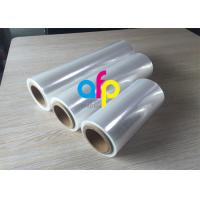 Quality 25 Mic / 90 Gauge Plastic Heat Shrink Wrap Film , Highly Clear Shrink Packaging Film for sale