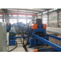 Quality 2 Wave Highway Guardrail Roll Forming Machine 11mx2mx1.5m Dimention for sale