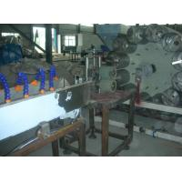 Buy cheap PVC Fiber Reinforced Soft Pipe Production Line , PVC Soft Plastic Hose Extrusion Line from wholesalers