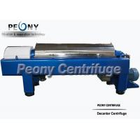 Quality 2 Phase Solid Liquid Separation Decanter Centrifuge With Centripetal Pump for sale