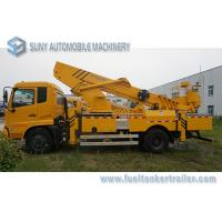 Quality DONGFENG KINGRUN 23M Hydraulic Articulated Booms High-Altitude Operation Truck for sale