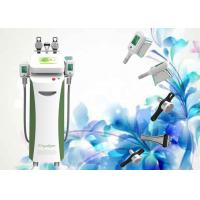 Quality Best Freezing Weight Loss Device , Beauty Cryolipolysis Slimming Machine for sale