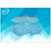 Buy cheap Multi Color Disposable Shoe Covers For Hospital / Food Processing 1.5g from wholesalers