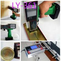 Ly-361 Ink Jet Printing Machinery of Automatic Screen Printer/hand inkjet printer for sale