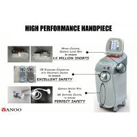 Quality Soprano Ice 808nm Diode Laser Hair Removal Machine For Ladies Lips / Hairline for sale