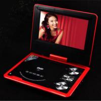 Quality Cheap Super 9 inch Portable DVD Players with TV Tuner for Kids and Home Use for sale