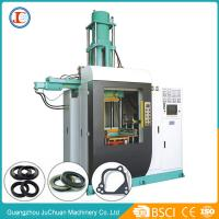 Quality 600 Ton Clamp Force Silicone Rubber Injection Molding Machine For FPM Products / Industrial Parts for sale