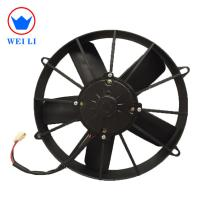Quality 24 Volts DC Condenser Blower Assembly Suction 11 Inch Bus Air Conditioing System for sale