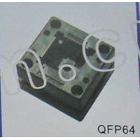 Quality QFP64 IC socket adapter for sale