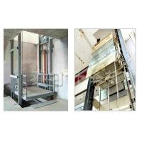 Quality Double Disk Brake Hydraulic Elevator System For Residence / Office Building for sale