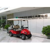 China Four Seater Pure Electric Power Street Legal Electric Cart With Plastic Bodywork on sale