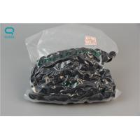 Quality Black Natural Latex Cleanroom Finger Cots Disposable Type Custom Packaging for sale