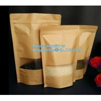 Quality Kraft Paper Bag Fresh Bread Candy Gift Bag 1000 pcs Small Vintage Wedding Treat Bags,Eco-frirendly custom printed paper for sale