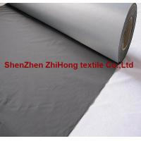 Quality 100% polyester synthetic reflective polyester fabric /cloth / textile for sale