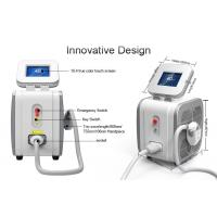 Quality Kes New Tech Active TEC Cooling 808nm Permanent Diode Laser Hair Removal With Germany Laser Bars for sale