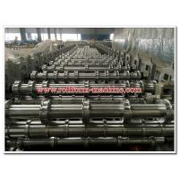 Quality Double Deck Corrugated Metal Roof & Wall Cladding Panel Roll Forming Machine, Rollforming Line for sale