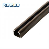 China Anodized Aluminium Channel Extrusions Architectural Aluminum Channel With U Shape C Shape on sale