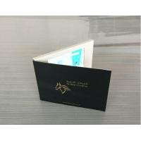 Buy CMYK Printing Digital Lcd Video Brochure With Magnetic Switch / Light Sensor at wholesale prices