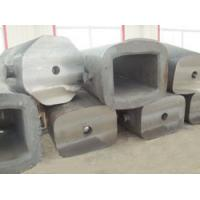 Buy cheap Grey Iron Ingot Mold from wholesalers