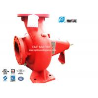 Quality 450GPM@200PSI Ul Listed Fire Pumps One Stage 99.8KW Max Shaft Power for sale