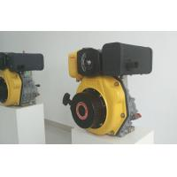 Quality 337cc Displacement  Lightweight Small Diesel Engine , Forced Air Cooled Engine for sale