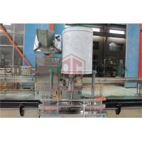 Quality Semi Automatic Plastic Bottle Filling Machine With Solenoid Control for sale