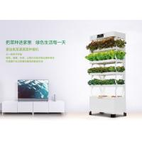 Quality 220W Indoor Smart Hydroponics System Vertical Farming Environmental Friendly for sale