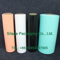 Quality White Color Silage Wrap Film, 500mm*25mic*1800m,anti UV adhesive film, High Stretch Round Film for Nederlanden for sale