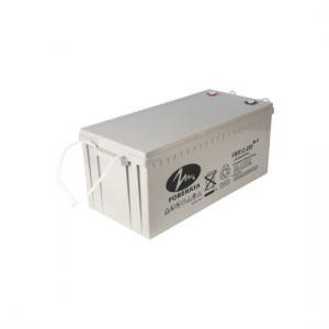 Quality VRLA Sealed Lead Acid Battery 12V 200Ah For Solar Storage UPS Deep Cycle for sale