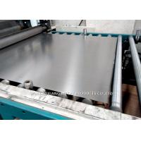 Quality Hairline Finish Cold Rolled Stainless Steel Sheet AISI 304 NO.4 With PVC for sale