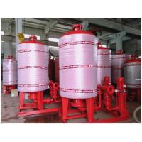 Quality Stainless Steel 304 / 316 Diaphragm Water System Pressure Tank With Polishing Treatment for sale