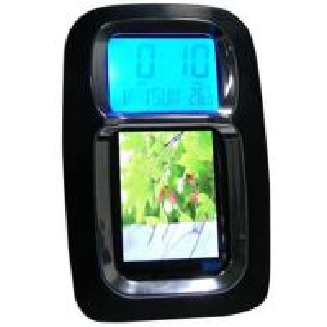 Quality 2.4inch digital photo frame clock for sale