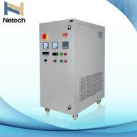 Quality 40g 50g Corona Discharge Enamel Ozone Machine Water Cooling industrial ozone generators for sale