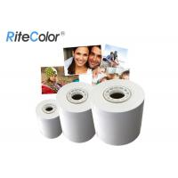 Quality Professional cheap RC digital glossy photo paper for fuji minilab for sale