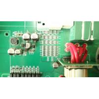 Quality PCB Component Assembly 6 Layer Board Outer Copper 35um Green Mask White Silkscreen for sale