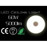Quality Bedroom / Bathroom 60W Color Changing LED Ceiling Lights With Acrylic Cover for sale