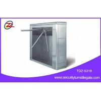 Buy Waist Height Esd Tripod Turnstile Gate / Stainless Steel Tripod Gate Barrier at wholesale prices