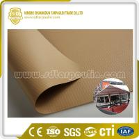 Buy cheap Heavy Polyester Fabric PVC Tent Fabric from wholesalers